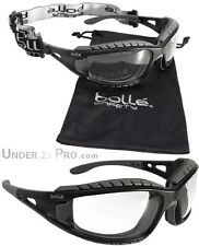 Lunettes de Protection Bollé Safety TRACKER II Incolores Masque Airsoft TRACPSI