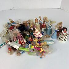 Barbie Dolls Lot of 56 Bulk Mattel children Toys Modern Barbies And Other Dolls