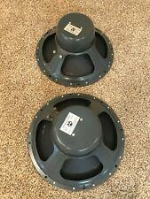 "Pair Heathkit Altec Lansing 401-17 Legato 803A 15"" Woofers Speakers"