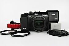 Canon PowerShot G1 X 14.3MP Digital Camera - Black