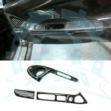 Carbon RHD Inner Door Handle Replacement For Mazda RX7 FD3S 1992-1997 ab72