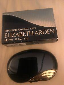 ELIZABETH ARDEN EYECOLOR NATURAL DUO 3.2G (GOLDLIT/SPICE) NIB FREE SHIP
