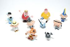 FAMILY GUY FIGURE FIGURINE SET OF 10 WITH BRIAN PETER STEWIE GRIFFIN RETIRED