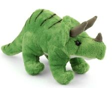 "10"" CC Triceratops Dinosaur Plush Stuffed Animal Toy - New"