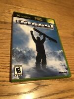 Amped Freestyle Snowboarding Original Xbox Game Complete Tested & Working