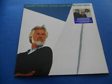 Kenny Rogers - Eyes that see in the dark - LP 1983