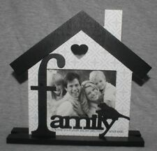 """""""3D"""" Inspiration Family Photo Picture Frame Photograph Wall Decorative Ornament"""
