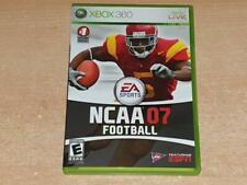 NCAA Football 07 Xbox 360 (NTSC, nur nicht Play on UK Konsolen)