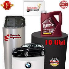 TAGLIANDO CAMBIO AUTOMATICO E OLIO BMW E81 118 d 105KW 2006 -> 2012 1066