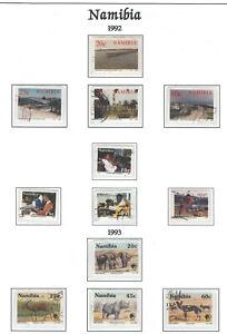 Colonies A41 SWA Namibia 1992 12v Work Job Wild Animals Elephant