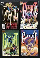 GAMBIT #1-4. Marvel Modern Age Comics. X-Men. Cajun. Free Shipping