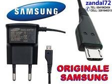 CARICABATTERIA DA CASA SAMSUNG ORIGINALE GALAXY ACE 2 NEXT TURBO S5570I FIT GIO