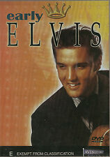 ELVIS PRESLEY: EARLY ELVIS Brand New but UNSEALED ALL REGIONS (Any Player!)