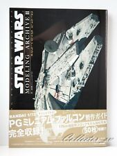 3 - 7 Days Star Wars Modeling Archive II 2 Model Graphix Book from Japan