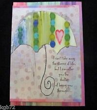 Leanin Tree Thinking Of You Care And Concern Greeting Card Multi Color R183