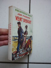 Biblioteca Verde / Jeans Agraives / Vento Piedi / con Fodera 1951