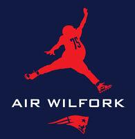 AIR WILFORK shirt Vince Wilfork New England Patriots Parody t-shirt NE Pats
