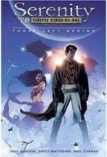 Serenity #1 - Those Left Behind