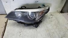 Driver Headlight Xenon HID With Adaptive Headlamps Fits 08-10 BMW 528i 936241