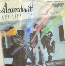 "7"" Messerschmitt Face Lift / Fire Brigade 80`s Rocktopus (Rock aus Deutschland)"