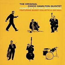 Chico Hamilton Quint - Complete Studio Recordings + Bonus Tracks [New CD] Bonus