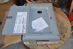 Siemens Main Breaker Boxes SN Series 100 Amp 20-Space 20-Circuit Gray
