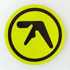 2x Rare Aphex Twin Syro Album Sticker Orig. Warp Rec Selek AFX Cheetah 4xAtlanti