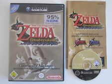The Legend of Zelda Wind Waker in OVP + Anleitung Nintendo Gamecube deutsch 12