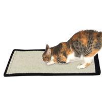 Pet Cat Scratch Roll Scratching Board Sisal Hemp Carpet Mat Kitten Play Toy