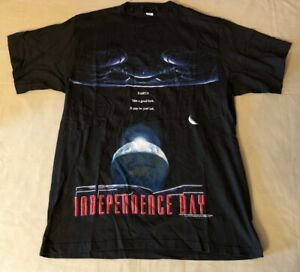 "Vtg Changes 1996 Independence Day Will Smith ""Take A Good Look"" L T-Shirt NEW!"
