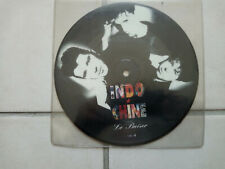 INDOCHINE Le baiser / Persane theme 45T PICTURE DISQUE