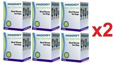 600 Prodigy Diabetic Test Strips in 12 Boxes Exp 08/2021+ Free Fast Shipping! 👍