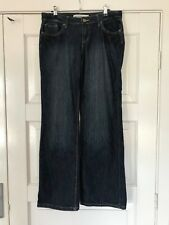 "Womens JEANSWEST JEANS SIZE 11 ""BOYFRIEND"""