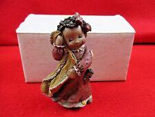 """All God'S Children By Miss Martha Originals Figurine """"Sweetie"""" Edition # 26"""
