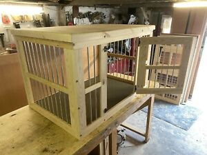 indoor dog kennel total height 700 mm delivery included