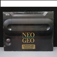 Excellent Boxed Neo Geo Arcade Console Controller Stick SNK AES DHL Tracking