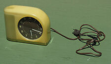 Vintage ART DECO Westclox MOONBEAM ALARM CLOCK RARE!