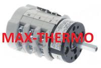 BREMAS Dishwashers Vibiemme rotary switch 0-1-2 FOR Fiamma RST, Mastro Brasilia