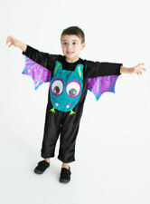 Tu Halloween Fangtastic Bat Fancy Dress Dressing up Costume. age 3-6 months baby