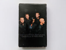 East Seventeen - Feat. Gabrielle - If You Ever Cassette Single in slipcase.