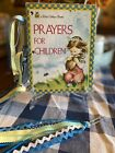 Prayers For Children Golden Book Junk Journal Altered And Handcrafted