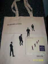 Mumford & Sons Delta Deluxe Edition + 3 Bonus Tracks CD and Exclusive Tote Bag