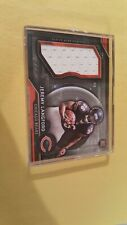 Chicago Bears Jeremy Langford 2015 Topps  Jersey Jumbo Relic Swatch RC Card