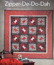 Zipper De Do Dah Quilt Pattern Pieced MS