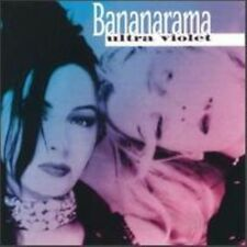 Bananarama Ultra Violet US CD Album