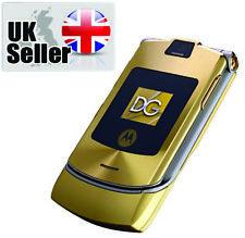 Motorola RAZR V3i - Gold (Unlocked)  D&G