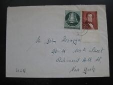 BERLIN GERMANY Mi. #74 & 76 stamps on cover! CV $155.00