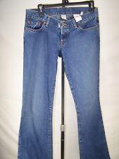 Lucky Brand Blue Classic Five Pocket Dream Jean Denim Jeans Womens 8 Medium