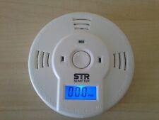 Seantter Carbon Monoxide Alarm X 2 with Digital Display. 2 alarms.