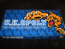 U.K.OPOLY- MONOPOLY FAMILY BOARD GAME BY LATE FOR THE SKY